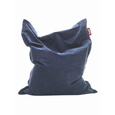 Original Stonewashed Bean Bag Lounger Upholstery: Dark Blue
