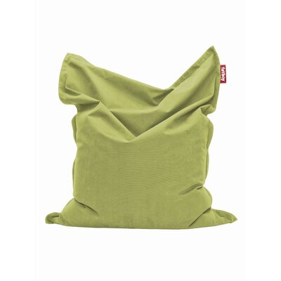 Original Stonewashed Bean Bag Lounger Upholstery: Lime Green