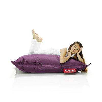 Junior Bean Bag Lounger Upholstery: Dark Purple