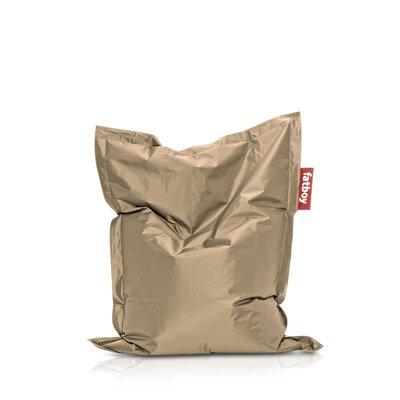 Junior Bean Bag Lounger Upholstery: Sand
