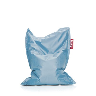 Junior Bean Bag Lounger Upholstery: Ice Blue