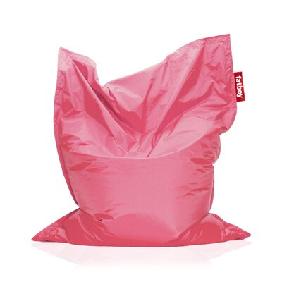Original Bean Bag Lounger Upholstery: Bright Pink