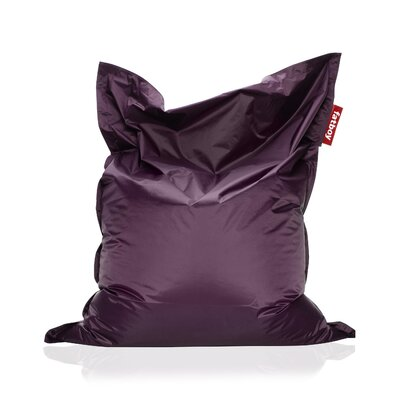 Original Bean Bag Lounger Upholstery: Dark Purple