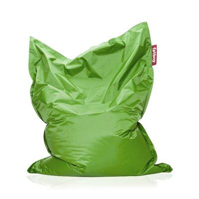 Original Bean Bag Lounger Upholstery: Grass Green