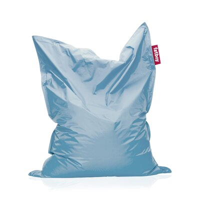 Original Bean Bag Lounger Upholstery: Ice Blue