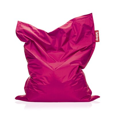 Original Bean Bag Lounger Upholstery: Pink