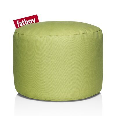 Point Stonewashed Bean Bag Chair Upholstery: Lime Green