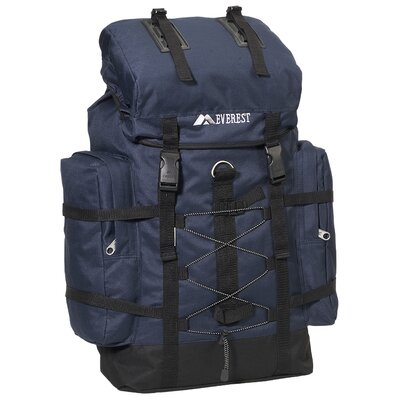 "Everest 24"" Hiking Backpack - Color: Navy at Sears.com"
