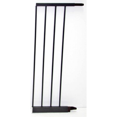 Gate Extension for Auto-Close Gate Size: 30 H x 12.3 W x 1 D - 9.76 Extension