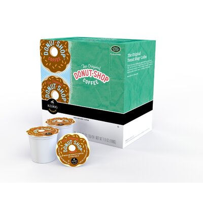 Coffee People Donut House K-Cup (Pack of 72) 00732BULK