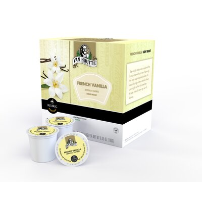 Van Houtte French Vanilla Coffee K-Cup