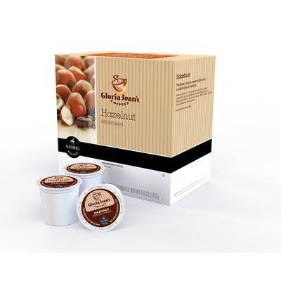 Gloria Jean's Hazelnut Coffee K-Cup