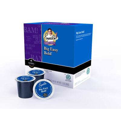 Emerils Big Easy Bold Coffee K-Cup