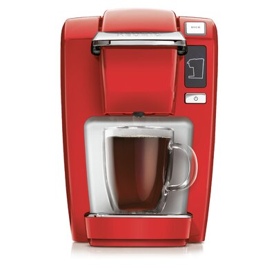 K15 Keurig Brewer Color: Chili Red 120310