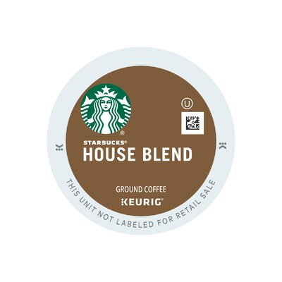 Keurig Starbucks House Blend Coffee K-Cups 9516-096