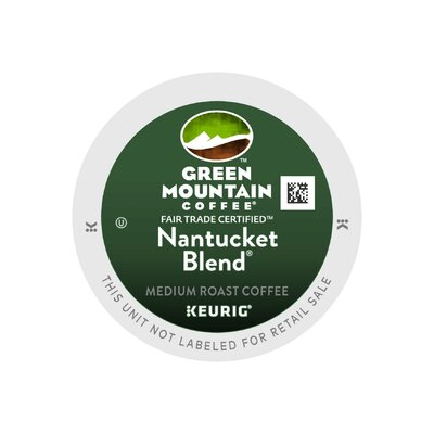 Keurig Green Mountain Coffee Roasters Nantucket Blend Coffee K-Cup (Pack of 108) 663-108