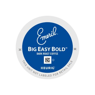 Emerils Big Easy Bold Coffee K-Cup (Pack of 108) PB4172-108