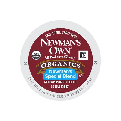 Newman's Own Organics Special Blend Coffee K-Cup