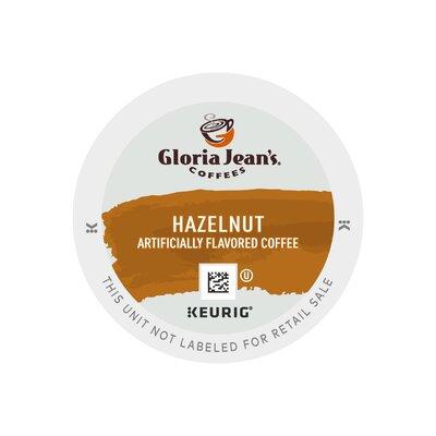 Gloria Jean's Hazelnut Coffee K-Cup