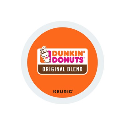Keurig Dunkin' Donuts Original Blend K-Cup 118791