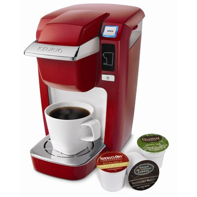 Keurig B31 Mini Plus Coffee Maker in Red