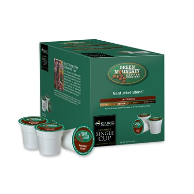 Green Mountain Coffee Roasters Nantucket Blend Coffee K-Cup