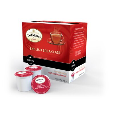 Twinings English Breakfast Tea K-Cup