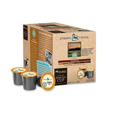 Caribou Blend Coffee K-Cup