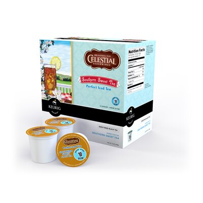 Keurig Celestial Seasonings Southern Sweet Iced Tea K-Cup (Pack of 96) at Sears.com