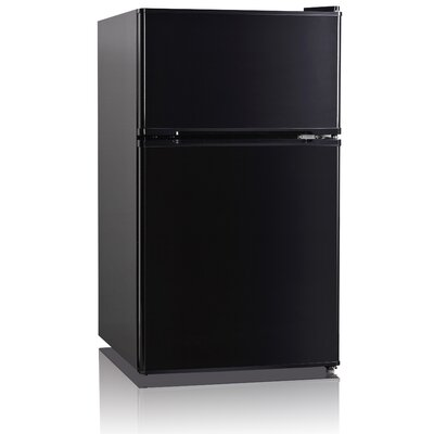 3.4 cu. ft. Compact Refrigerator with Freezer WHD125FB1