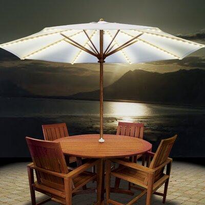Brella Lights Patio Umbrella Lighting System with Power Pod - (6 Rib)