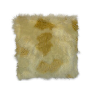 BurFur Faux Fur Throw Pillow