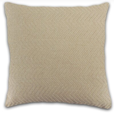 Kenai Throw Pillow Color: Milk