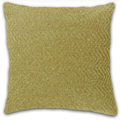 Kenai Throw Pillow Color: Moss
