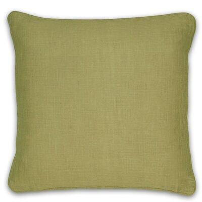 Meeko Throw Pillow Color: Pistachio