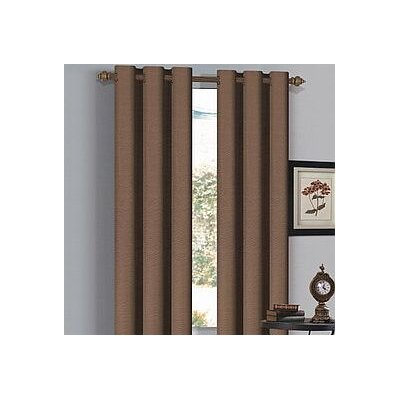 Saratoga Mocha Window Panel