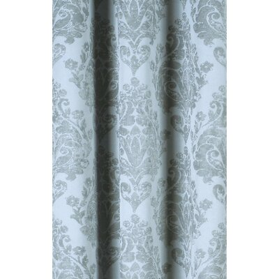 Phelan Blackout Thermal Curtain Panels Color: Light Blue