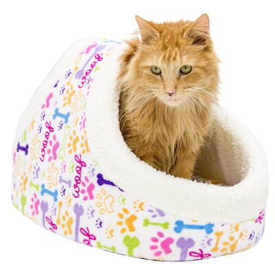 Kizzy Pet Basket Color: Pink