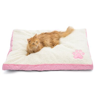 Bjorn Pet Mattress Color: Pink