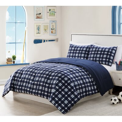 Baxter 3 Piece Comforter Set Size: Full