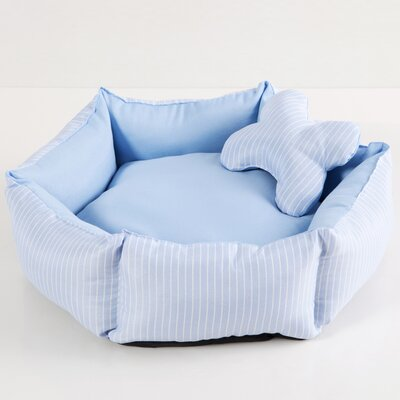 Piper Bolster Pet Bed