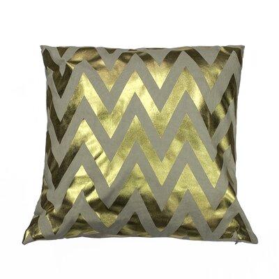 Arthurs Decorative Throw Pillow Color: Gold