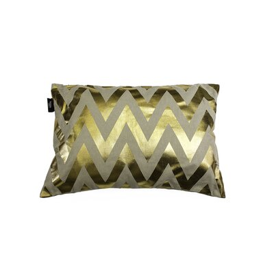 Arthurs Decorative Lumbar Pillow Color: Gold