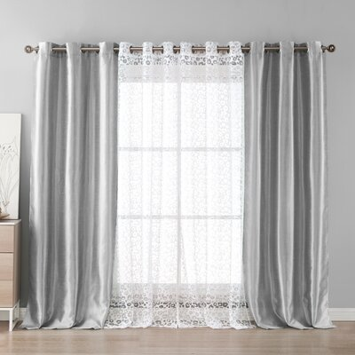 Leoc Curtain Panels