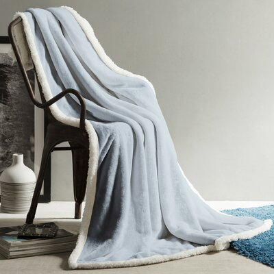 Nigella Throw in Gray