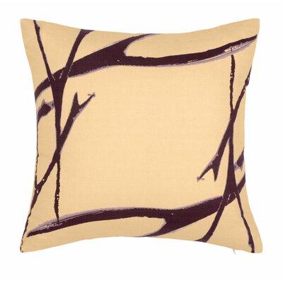 Bristol Branches 100% Cotton Throw Pillow