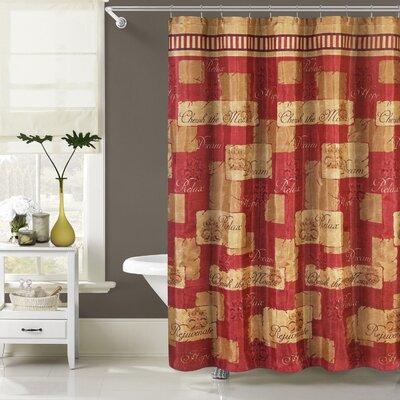 Swenson Printed Shower Curtain