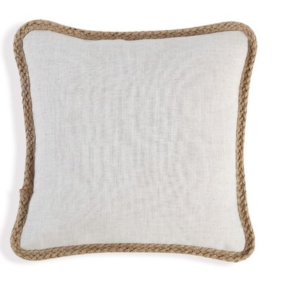 Booth Throw Pillow Color: Wheat