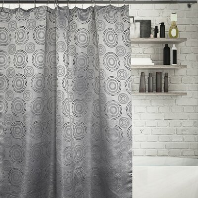 Anette Geometric Shower Curtain