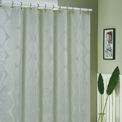 Blackburn Shower Curtain Color: Taupe
